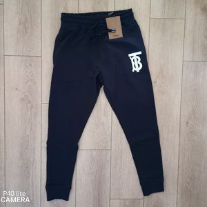 New Burberry Sweatpants Men's Cotton